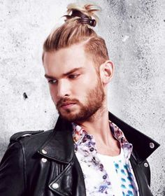O Cabelo Masculino de 2015 – Pelas barbas do Profeta | SOS Solteiros