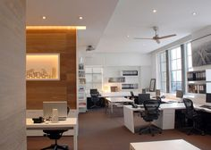 DHD Office- By David Howell Design