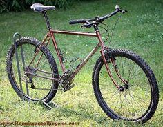 1984 Stumpjumper 650b conversion