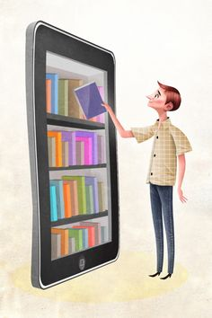 Biblioteca digital (digitale bibliotheek)