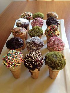 Cone Külahta kek Muffins ready in the cone - Easy Cakes To Make, How To Make Cake, Dessert Cake Recipes, Cookie Recipes, Oreo Desserts, Icing Recipes, Pasta Cake, Vegetarian Breakfast Recipes, Vegetarian Kids