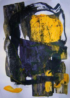 Miriana Savova. 70x50 cm, acrylic on paper.
