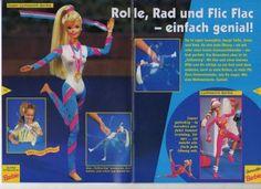 barbie-journale - frühjahr - sommer 1996