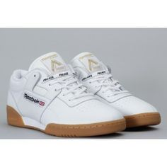 Reebok X Palace Workout Low White / Black / Metallic Gold