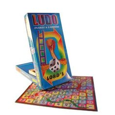 Ludo Snakes and Ladders - $6.99