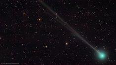 OPEN-18: Ο «κομήτης του αιώνα» πλησιάζει: Οι πρώτες φωτογρα...