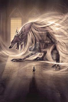 the art of tiikay : Vicar Amelia - Bloodborne Dark Blood, Old Blood, Dark Fantasy Art, Dark Art, Fantasy Creatures, Mythical Creatures, Bloodborne Game, Soul Saga, Dark Souls Art