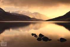 Sunset at Loch Etive by Wolfy Pics Places To Travel, Places To Go, Glen Etive, Zen, Dream Images, Lake District, Amazing Nature, Scotland, Around The Worlds