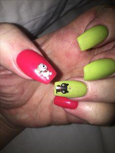 My Xmas nails