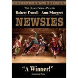 Newsies!!!  Wish I lived in New York, so I could go see it on Broadway!!!