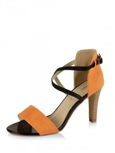 ad4f7c7cbf9f Done by None Colour Block Sandals from koovs