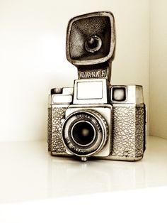 camera by Michael Stipe.