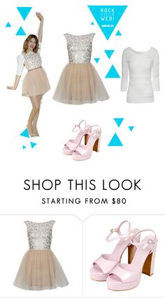 """violetta"" by maria-look ❤ liked on Polyvore featuring Miss Selfridge, Topshop, Jane Norman, women's clothing, women, female, woman, misses and juniors"