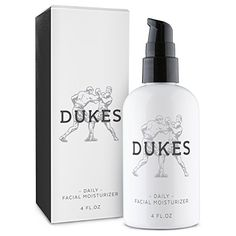 Dukes Daily AgeDefying Facial Moisturizer Cream 4oz  AntiAging Lotion  DayNight Face Wash Fuel for Men  All Organic -- For more information, visit image link.