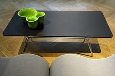 Hay – boligindretning – sofabord - Desktop  – Furniture Linoleum – Forbo – interior design –