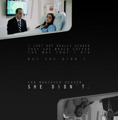 Skye & Coulson / Agents of Shield