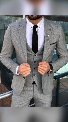 Formal Suits, Suit Vest, Men's Suits, Black Suits, Wedding Suits, Mens Fashion, Costumes, Blazer, Jackets