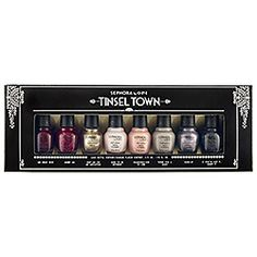 SEPHORA by OPI - Tinsel Town Eight Piece Set