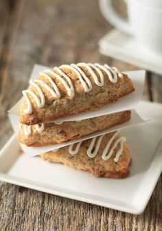 cinnamon chips are the best invention ever. make and flash freeze these scones for Thanksgiving