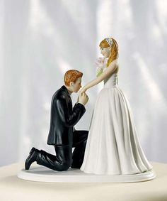 Wedding Cake Toppers Funny   Unique Wedding Cake Toppers Design to Make Humorous Statement