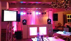 Bruiloft dj / drive-in show. Locatie: Boswachter Liesbosch te Breda