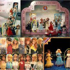 raridade barbie (estrela) - primeira coleção/1982 - original