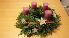 Advent, Table Decorations, Furniture, Home Decor, Creative, Decoration Home, Room Decor, Home Furnishings, Arredamento