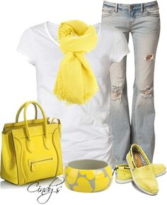 Fun spring or summer outfit for the boardwalk.