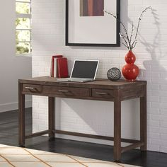 Barnside Executive Desk | Overstock.com Shopping - The Best Deals on Desks