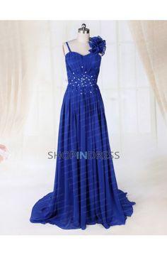 blue prom dress #blue #dresses #prom #fashion