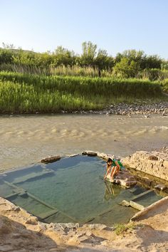 Hot Springs Big Bend National Park + Amazing Things to See in West Texas // Local Adventurer Texas Roadtrip, Texas Travel, Travel Usa, West Texas, West Virginia, Most Haunted Places, Abandoned Amusement Parks, Land Of Enchantment, Round Trip