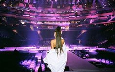 GIF by Ariana. Discover all images by Ariana. Ariana Grande Dangerous Woman, Dangerous Woman Tour, Bae, Ariana Grande Fotos, Queen, Little Mix, Show, Role Models, My Idol