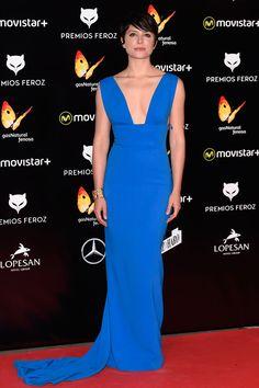 Premios Feroz 2016. Bárbara Lennie de Stella McCartney