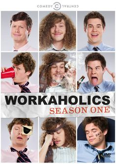 """""""Workaholics"""" (TV Series) (2011) Country: United States"""