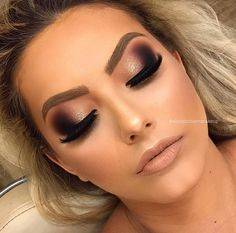 Gorgeous Makeup Ideas My Top Glam Makeup Look, Sexy Makeup, Kiss Makeup, Prom Makeup, Pretty Makeup, Love Makeup, Bridal Makeup, Beauty Makeup, Hair Makeup
