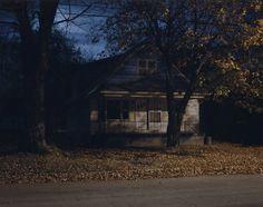 'Homes At Night' - Todd Hido