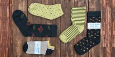 Little River Sock Mill - made in America, organic