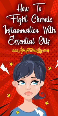 How To Fight Chronic Inflammation With Essential Oils. I hate having to take pill after pill to fight the aches and pain and was thrilled to find out that essential oils could help lessen both inflammation and pain. Essential Oils For Inflammation, Essential Oils For Eczema, Oils For Sinus, Best Essential Oils, Essential Oil Uses, Oil For Headache, Headache Relief, Pain Relief, Avocado Smoothie