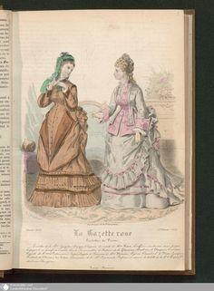 57 - No 3. - La Gazette rose - Seite - Digitale Sammlungen - Digitale Sammlungen