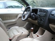 Jetta Vr6, Volkswagen Jetta, Cabrio Vw, Vw Corrado, Steering Wheels, Classic Cars, Garage, Interiors, Jackets