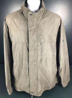 Men XO Platinum Logo Zip-up Jacket Hooded Sweatshirt Black