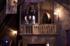 Orlando, Universal Studio´s, em Wizarding World of Harry Potter- Hogwarts Castle. Foto de Cristina Sueta.