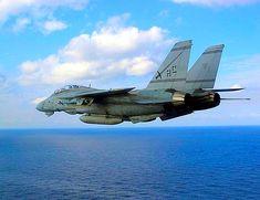 "US Navy Grumman Tomcat from ""Swordsmen"". F-14 Tomcat, Us Navy, Fighter Jets, Aircraft, Vehicles, Aviation, Car, Planes, Airplane"