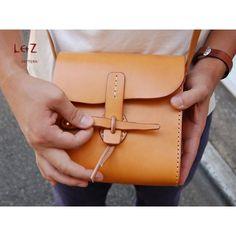 bag sewing patterns cross body bag patterns leather bag patterns PDF insant download BXK-04 LZpattern design