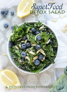 Super Food Detox Salad