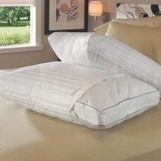 @Overstock - 400 thread count, 100-percent Supima cotton fabric features antimicrobial silver finish for a fresh sleep environment. Zip enclosure for easy on and off protection for your pillow.http://www.overstock.com/Bedding-Bath/Silver-Plus-400-thread-Count-Cotton-Gusseted-Standard-Queen-King-Size-Pillow-Protectors-Set-of-2/6247217/product.html?CID=214117 $24.99