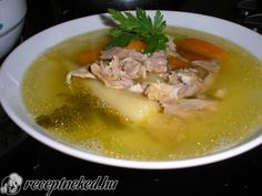 Orjaleves Soup, Ethnic Recipes, Soups, Chowder