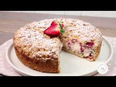 Pear and almond cake - HQ Recipes Pear And Almond Cake, Almond Cakes, Pear Recipes, Italian Recipes, Cake Mascarpone, Ricotta, Cheesecake, Sandwich Cake, Cooking Salmon