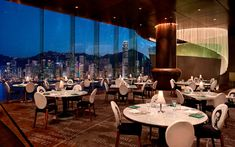 World's Most Amazing Restaurants with a View: Felix