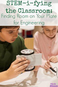 Incorporating STEM i